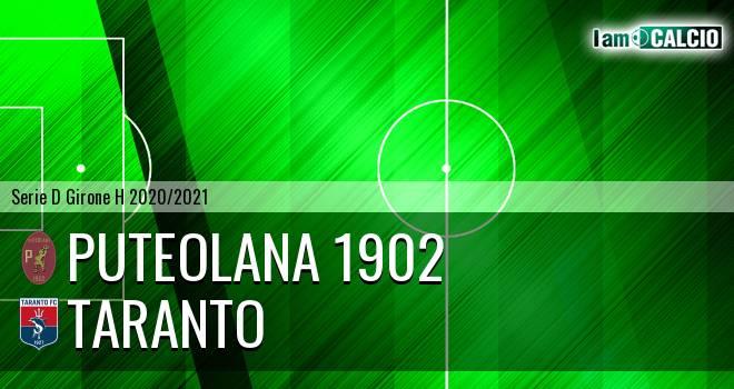 Puteolana 1902 - Taranto