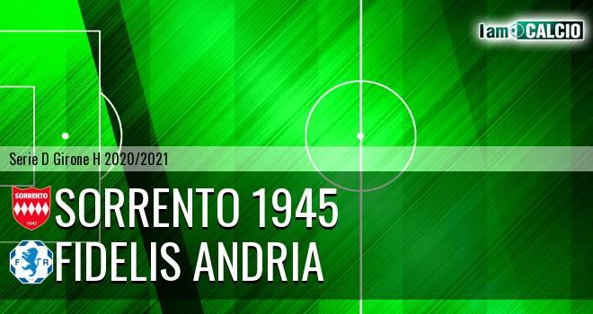 Sorrento 1945 - Fidelis Andria