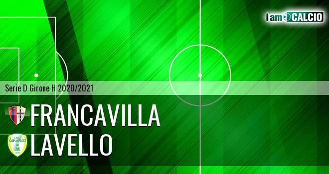 Francavilla - Lavello