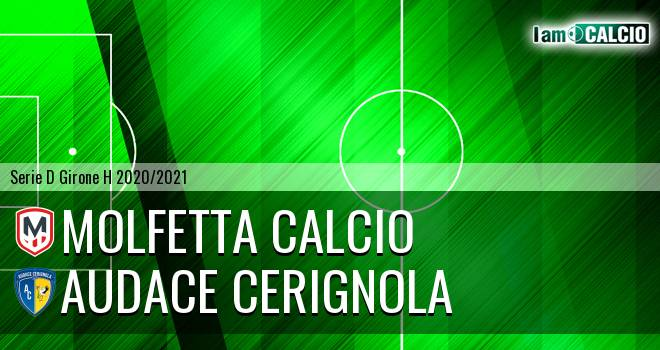 Molfetta Calcio - Audace Cerignola