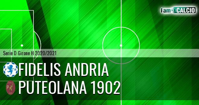 Fidelis Andria - Puteolana 1902