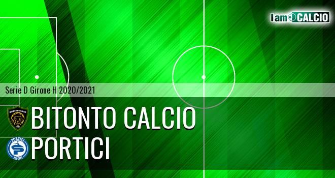 Bitonto Calcio - Portici