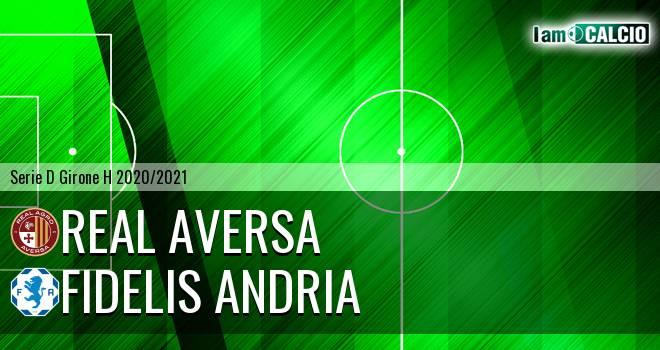 Real Agro Aversa - Fidelis Andria