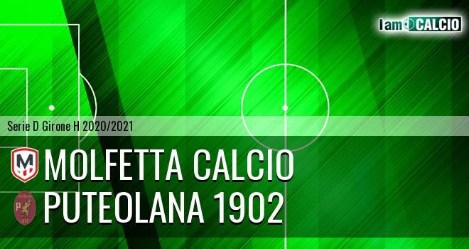 Molfetta Calcio - Puteolana 1902