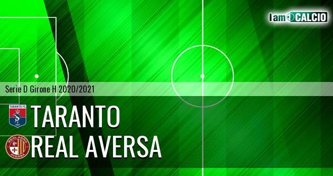 Taranto - Real Agro Aversa