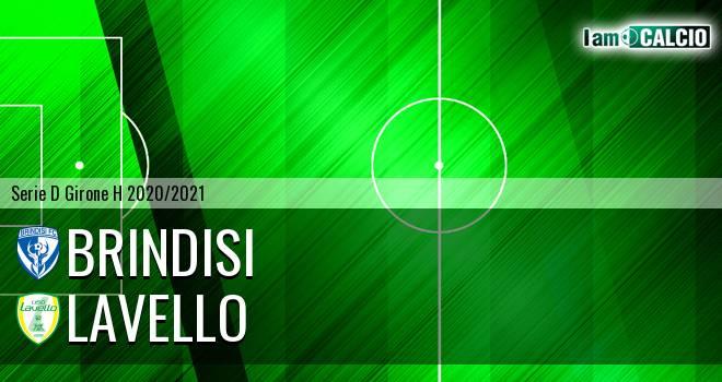 Brindisi - Lavello