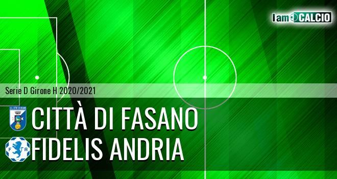 Citta' di Fasano - Fidelis Andria