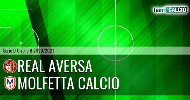 Real Agro Aversa - Molfetta Calcio