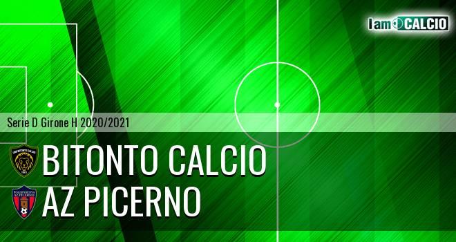 Bitonto Calcio - AZ Picerno