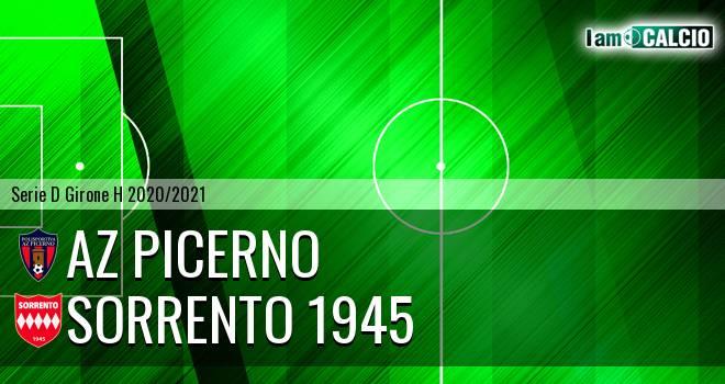 AZ Picerno - Sorrento 1945