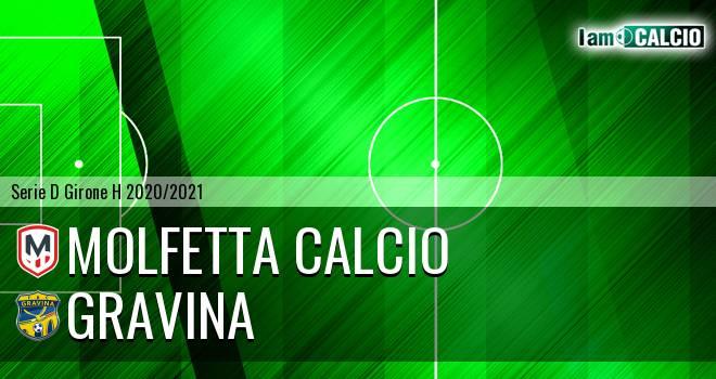 Molfetta Calcio - Gravina