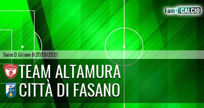 Team Altamura - Citta' di Fasano