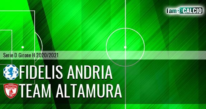 Fidelis Andria - Team Altamura