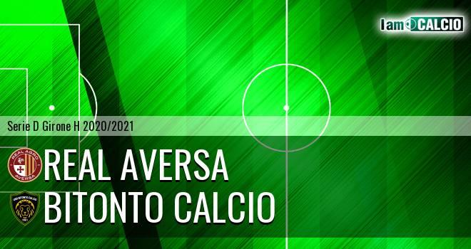 Real Agro Aversa - Bitonto Calcio