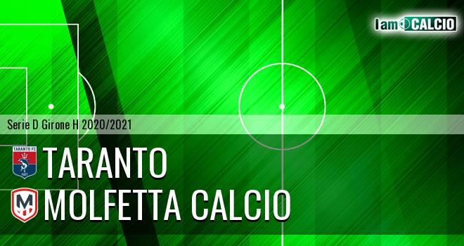 Taranto - Molfetta Calcio