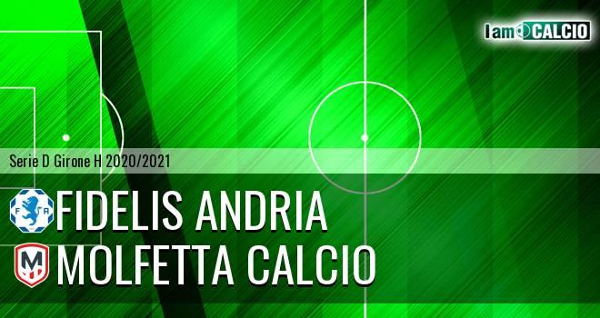 Fidelis Andria - Molfetta Calcio