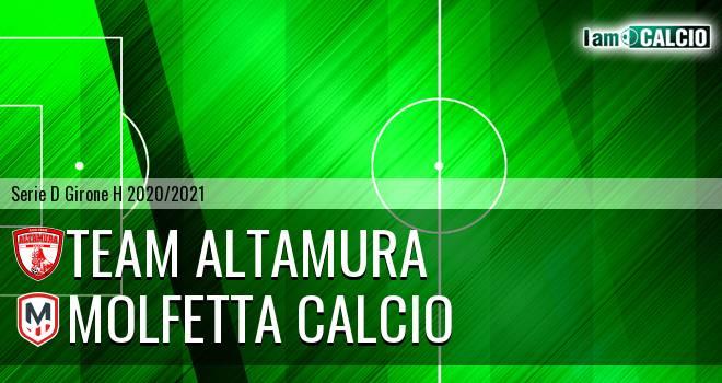 Team Altamura - Molfetta Calcio