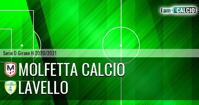 Molfetta Calcio - Lavello
