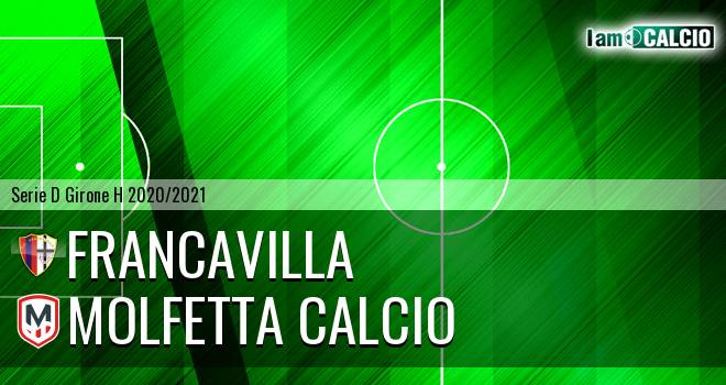 Francavilla - Molfetta Calcio