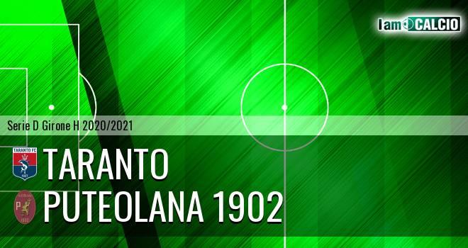 Taranto - Puteolana 1902