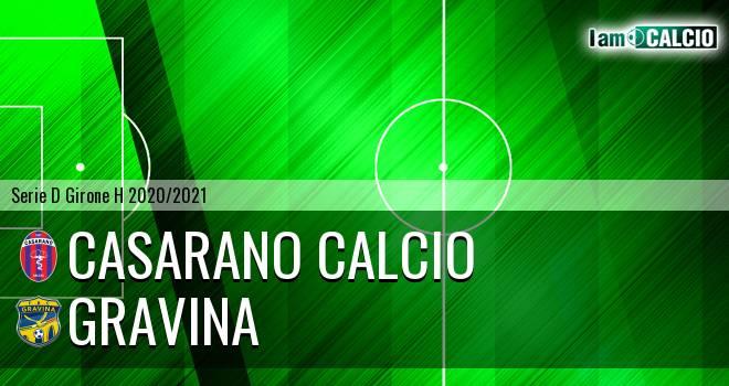 Casarano Calcio - Gravina
