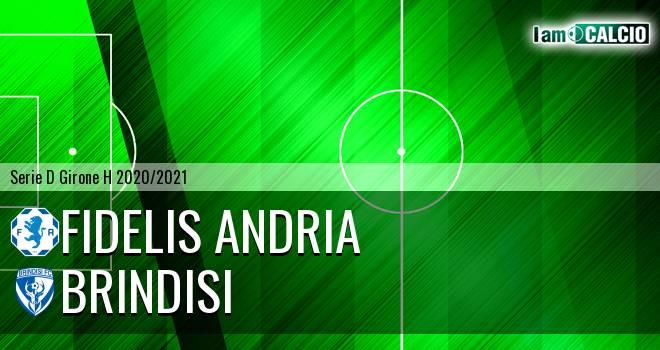Fidelis Andria - Brindisi
