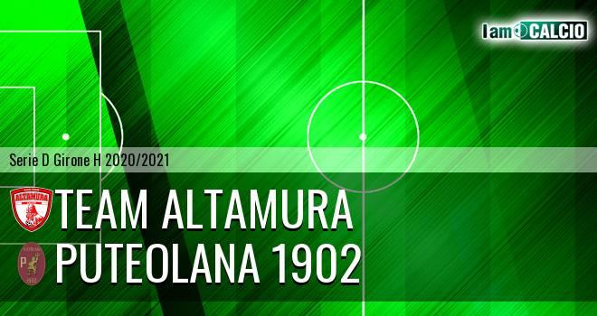 Team Altamura - Puteolana 1902