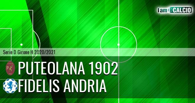 Puteolana 1902 - Fidelis Andria
