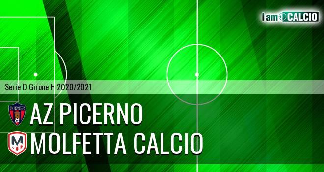 AZ Picerno - Molfetta Calcio