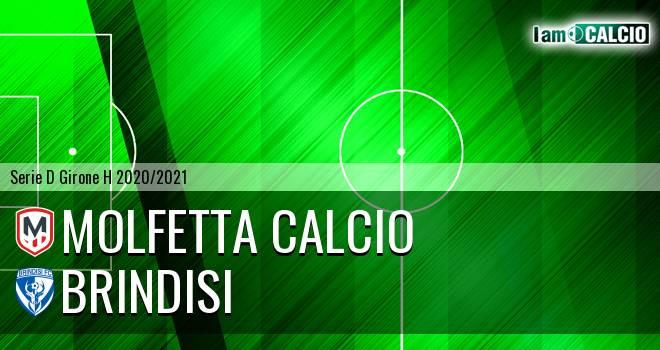 Molfetta Calcio - Brindisi