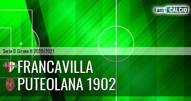 Francavilla - Puteolana 1902