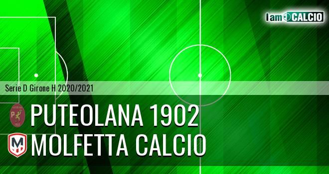 Puteolana 1902 - Molfetta Calcio