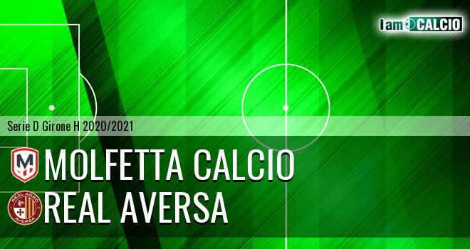 Molfetta Calcio - Real Agro Aversa