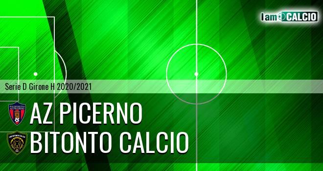 AZ Picerno - Bitonto Calcio