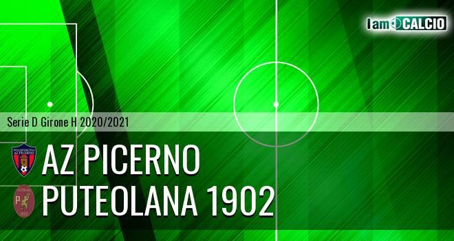 AZ Picerno - Puteolana 1902