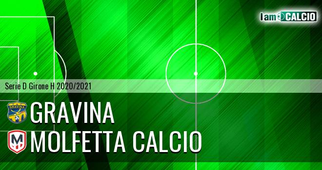 Gravina - Molfetta Calcio