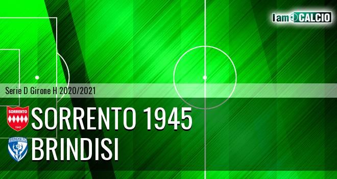Sorrento 1945 - Brindisi