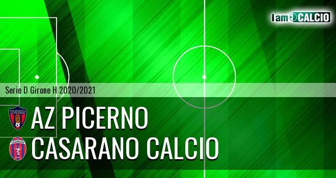 AZ Picerno - Casarano Calcio