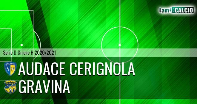 Audace Cerignola - Gravina