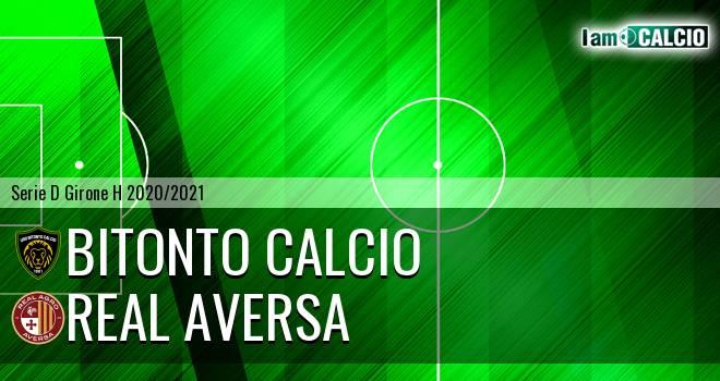 Bitonto Calcio - Real Agro Aversa