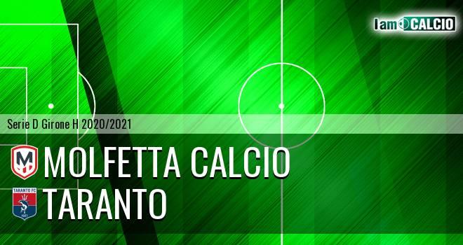 Molfetta Calcio - Taranto