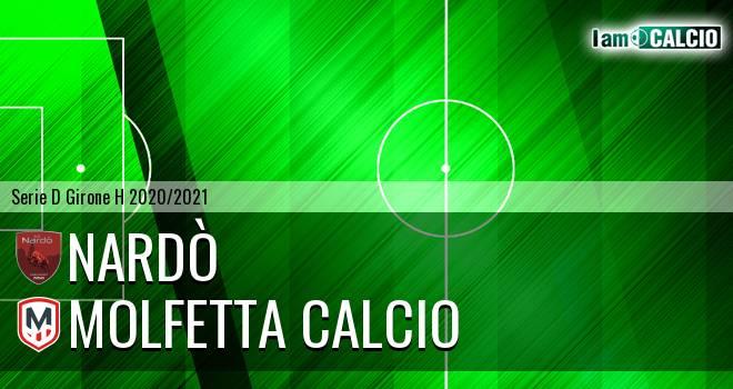 Nardò - Molfetta Calcio