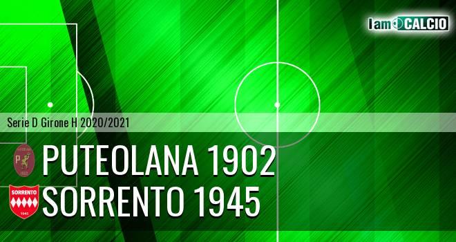 Puteolana 1902 - Sorrento 1945