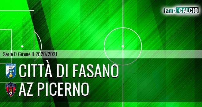 Citta' di Fasano - AZ Picerno