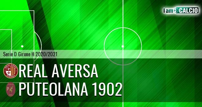 Real Agro Aversa - Puteolana 1902