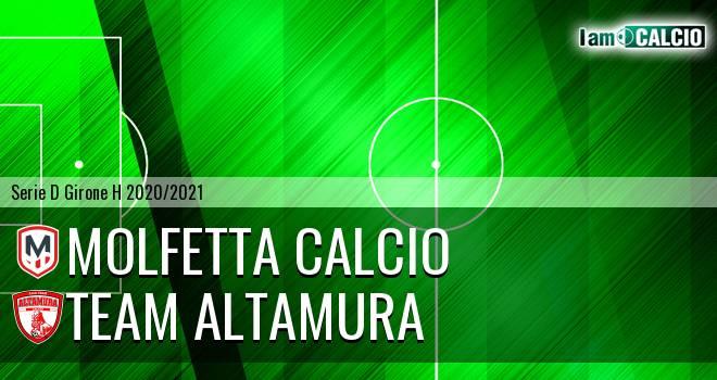 Molfetta Calcio - Team Altamura