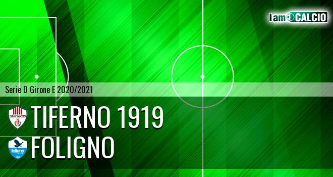 Tiferno 1919 - Foligno