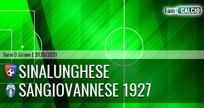 Sinalunghese - Sangiovannese 1927