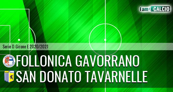 Follonica Gavorrano - San Donato Tavarnelle