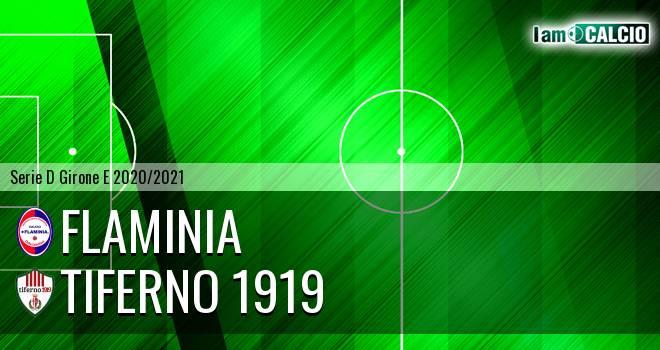 Flaminia - Tiferno 1919